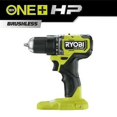£69.95 • Buy Ryobi 18V ONE+™ HP Cordless Brushless Compact Drill Driver 2 Speed (Body Only)
