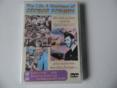 £9.95 • Buy George Formby - The Life & Wartimes Of George Formby - DVD
