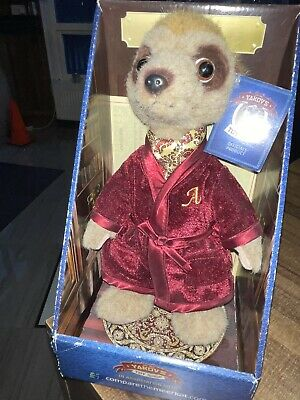 £9.99 • Buy Official Yakov Meerkat Compare The Market Toy. Brand New