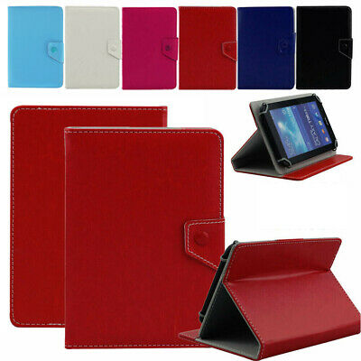 AU10.29 • Buy Universal Leather Case Protective Rugged Cover Stand For 7  Amazon Lenovo Tablet