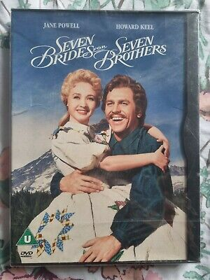 £1.97 • Buy Seven Brides For Seven Brothers (DVD, 2001)
