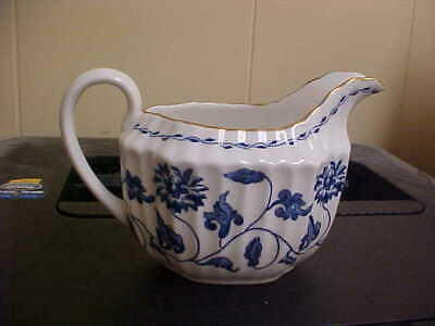 £43.61 • Buy Spode Colonel Blue Gold ENGLAND Large Creamer NEW