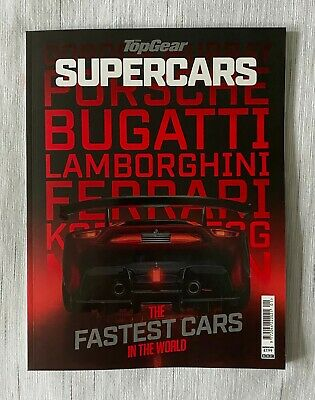 £8.50 • Buy BBC Top Gear Supercars Magazine 2021 (The Fastest Cars In The World)