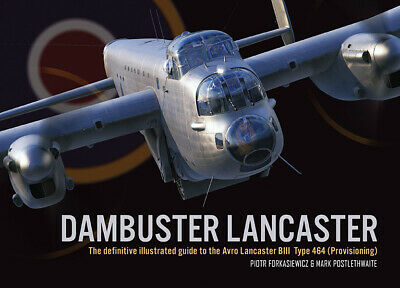 £30 • Buy Red Kite Wingleader Dambuster Lancaster Definitive Illustrated Guide To.