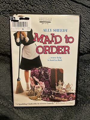 $10 • Buy Maid To Order (DVD, 2002)