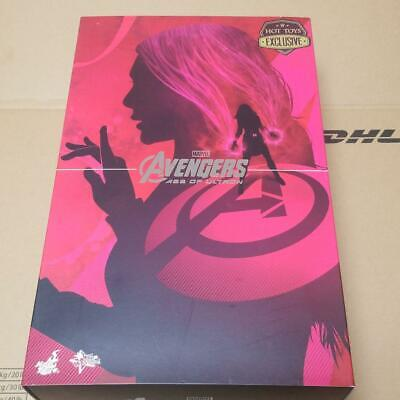 $ CDN735.17 • Buy Hot Toys 1/6 Scale Avengers Age Of Ultron Scarlet Witch Action Figure