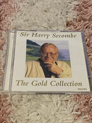 £1.50 • Buy Harry Secombe - Gold Collection (2001)