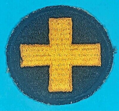 £4.05 • Buy WW 2, 33rd Infantry Division SSI, Full Emb. W/ A Green Back, Exc. Cond., #4