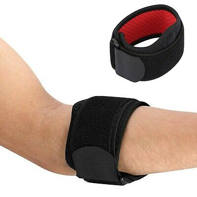 £13.99 • Buy Tennis Elbow Support Strap, Golfers Counterforce Elbow Brace With Compression...