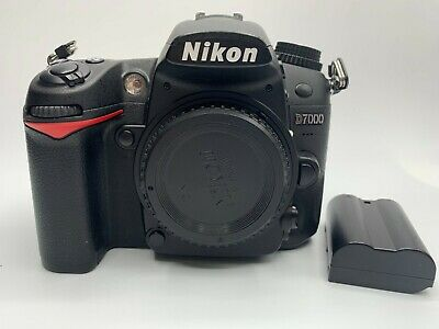 £172.62 • Buy NIKON D7000 DIGITAL CAMERA USED Excellent +++ BLACK BODY ONLY FROM JAPAN