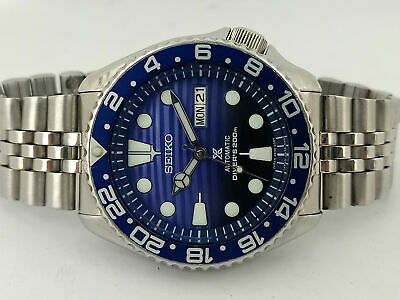 $ CDN107.33 • Buy Lovely Save The Ocean Mod Seiko 7s26-0020 Skx007 Automatic Mens Watch 514168