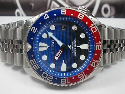 $ CDN55.40 • Buy Seiko Diver 7002-7001 Lovely Save The Ocean Mod Automatic Mens Watch Sn. 211499.
