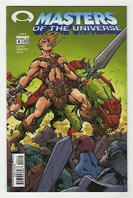$2 • Buy Masters Of The Universe #4 Keron Grant & Pierre-Andre Dery Variant Cover (2003)