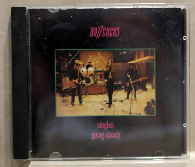 £5.99 • Buy The Buzzcocks Singles Going Steady CD