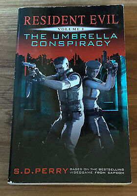 AU18.63 • Buy Resident Evil The Umbrella Conspiracy Volume 1 By S D Perry Paperback Book RARE