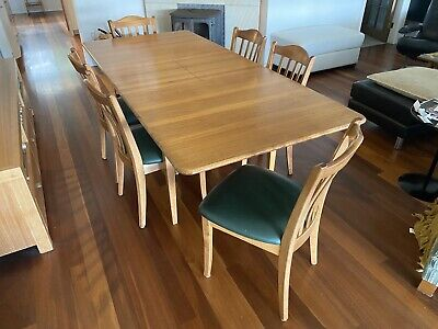AU500 • Buy Parker Dining Table   6 Chairs