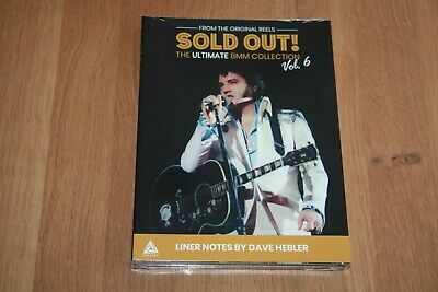 £39.30 • Buy Elvis Presley 2 DVD Sold Out Volume 6 Ultimate 8 Mm Collection NEU NEW SEALED