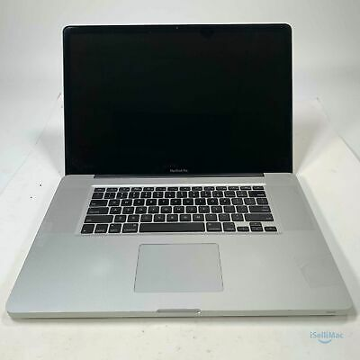 $209 • Buy Apple 17  MacBook Pro 2009 MC226LL/A + MLB DMG Does Not Boot Sold As Is