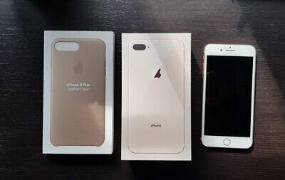 AU400 • Buy Apple IPhone 8 Plus - 64GB - Rose Gold Great Condition. Works Perfectly
