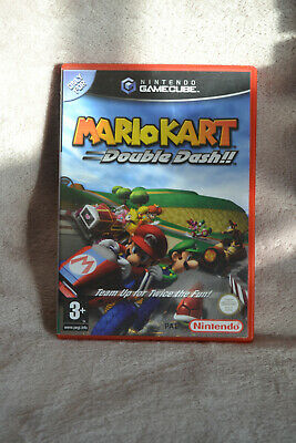 £13.99 • Buy Mario Kart Double Dash - Nintendo Gamecube (Case And Booklets Only)