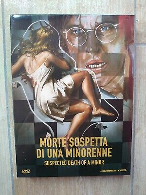 £25 • Buy Suspected Death Of A Minor Dvd New Sealed Excellent Condition Sergio Martino