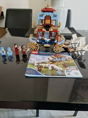 $ CDN60.59 • Buy LEGO Harry Potter Beauxbatons' Carriage: Arrival At Hogwarts (75958)