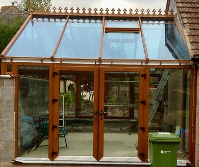 £800 • Buy Conservatory Double Glazed Roof Window Units Pilkington Self-Cleaning Glass