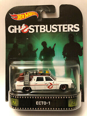 £5.08 • Buy Hot Wheels Ghostbusters Ecto-1 Real Riders