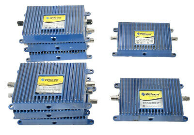 $79.99 • Buy Wilson Mobile Wireless Dual Band Signal Boosters Lot Of 8 For Parts