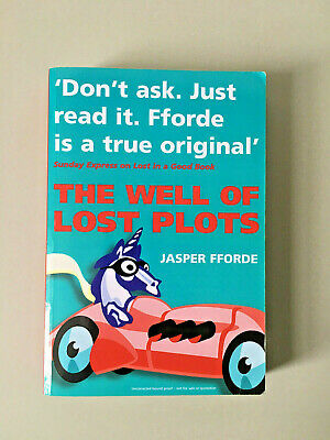 £4 • Buy The Well Of Lost Plots By Jasper Fforde (UK ARC / Bound Proof)