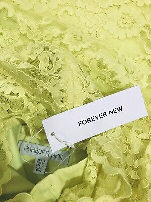 AU29.99 • Buy BNWT Forever New Dress, Fully Lined, Size 6/8