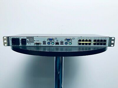 £41.85 • Buy HP KVM Console Server 0x2x16 Port Analogue Switch - Rackmount - AF617A