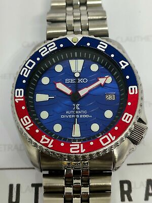 $ CDN107.61 • Buy Seiko Diver 7002-700a Lovely Save The Ocean Mod Automatic Mens Watch Sn. 650067