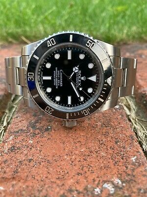 $ CDN16402.24 • Buy Rolex Submariner 40mm 114060 Box And Papers 2016