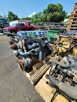 $5500 • Buy Mack E7 Etech 350hp Jake Engine Assembly 117k Miles Rd See Pics 90 Day No Core