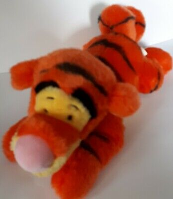 £1.25 • Buy Disney Tigger With Curly Tail Soft Plush Toy