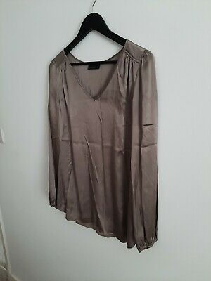 £6.50 • Buy Stunning Silk Tunic By The White Company Size 14