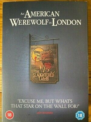 £8.95 • Buy An American Werewolf In London (special Edition) [dvd] -new & Sealed + Slipcover