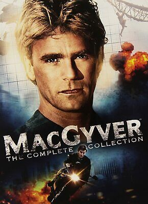 $98.19 • Buy MacGyver: The Complete Series (39-DVD Set) <> NEW & SEALED <> FREE SHIPPING!