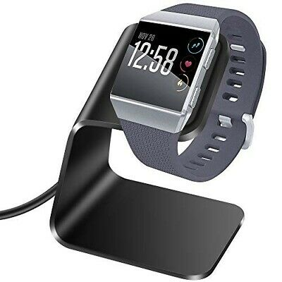 $ CDN12.44 • Buy Fitbit Ionic Charger Stand Charging Dock Cable Smartwatch Charge Integrated