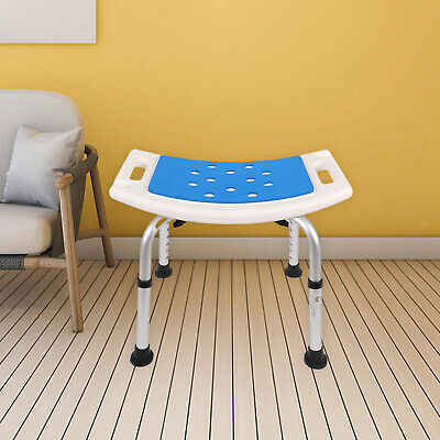 £24.77 • Buy Shower Bath Tub Aid Seat Bench Chair For Disabled Pregnancy Large