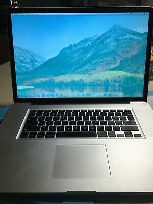 $12.50 • Buy Apple Macbook Pro 17  Late 2011 Core  I7  2.4Ghz 8GB RAM 250 HDD A1297 Cond 9
