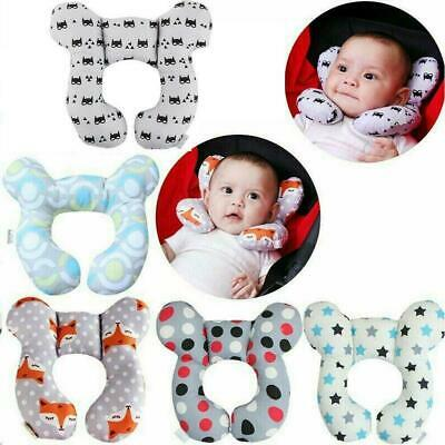 £5.33 • Buy Practical Baby U-Shaped Pillow Travel Car Seat Pillows J Support H8 Cushion V9Z8
