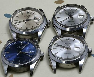 AU13586.52 • Buy 4 Pcs Of VINTAGE ROLEX 6694 OYSTERDATE  PRECISION  Hand-Winding 17 Jewels Watch