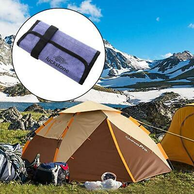 AU14.03 • Buy Tent Nail And Hammer Storage Bag Stakes Pegs Pouch Holder Storage Bag 2021 HOT
