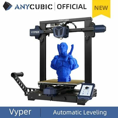 £315 • Buy Newest Anycubic Vyper FDM 3D Printer Auto Leveling Silent Printing 245*245*260mm