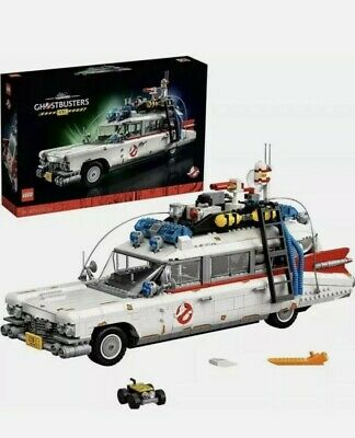 £129 • Buy LEGO Creator Ghostbusters Ecto-1 10274 NEW + FREE DELIVERY