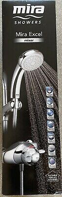 £300 • Buy Mira Excel Ev Thermostatic Mixer Shower