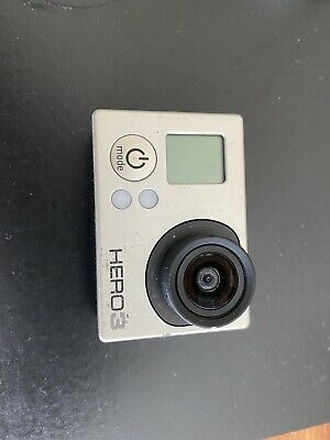 $ CDN12.53 • Buy Go Pro 3 & Case. For Parts Only. Not Properly Functioning. No Memory Card