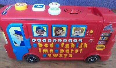 £2.70 • Buy Vtech Playtime Bus With Phonics
